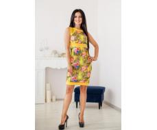 Платье женское арт п134 ткань пунто