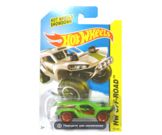 МОДЕЛЬ HOT WHEELS LAND CRUISER