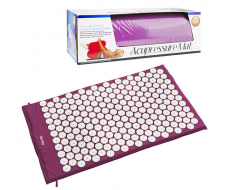 TOTAL:210SPIKES Acupressure Mat 65дл/40шр